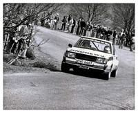 Welsh Rally 1980 -Russell Brookes