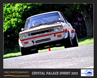 RWCS Crystal Palace Motorsport 2012