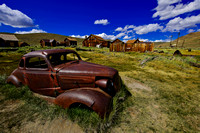 Bodie : A car frozen in time