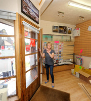 Cowfold post office closes -8517