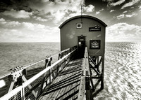 LIFEBOAT STATION AT SELSEY BILL