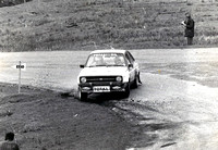 Welsh Rally 1980 -Malcolm Wilson