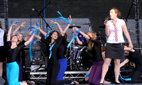 Knepp Castle Concert Millias Girls-14